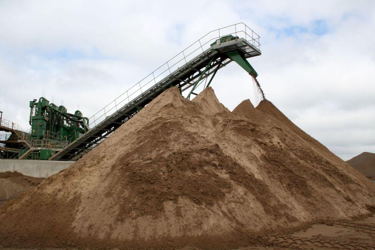 Купить карьерный песок во Владимирской области